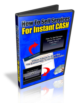 Product picture How To Sell Services For Instant Cash with MRR