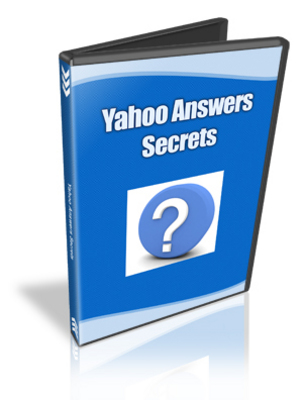 Product picture Yahoo Answers Secrets With Master Resell Rights