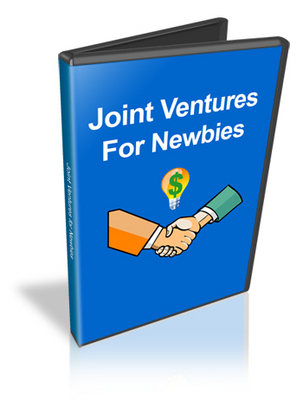 Product picture Joint Ventures For Newbies with MRR